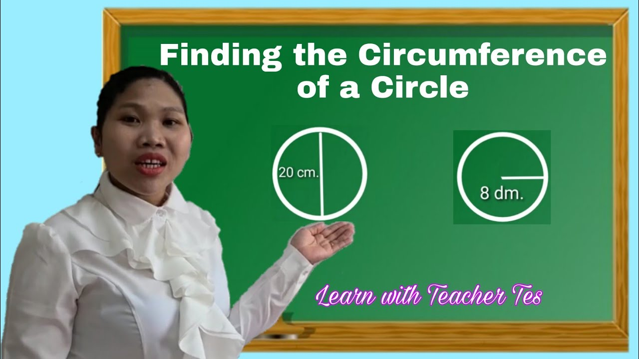 Download FINDING THE CIRCUMFERENCE OF A CIRCLE