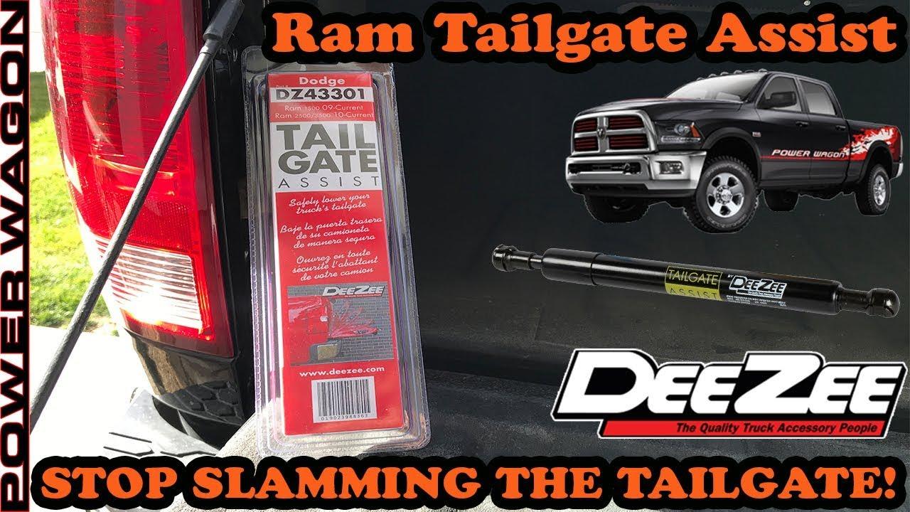 DEE ZEE Tailgate Assist for 2014 Dodge Ram 2500  DZ43301