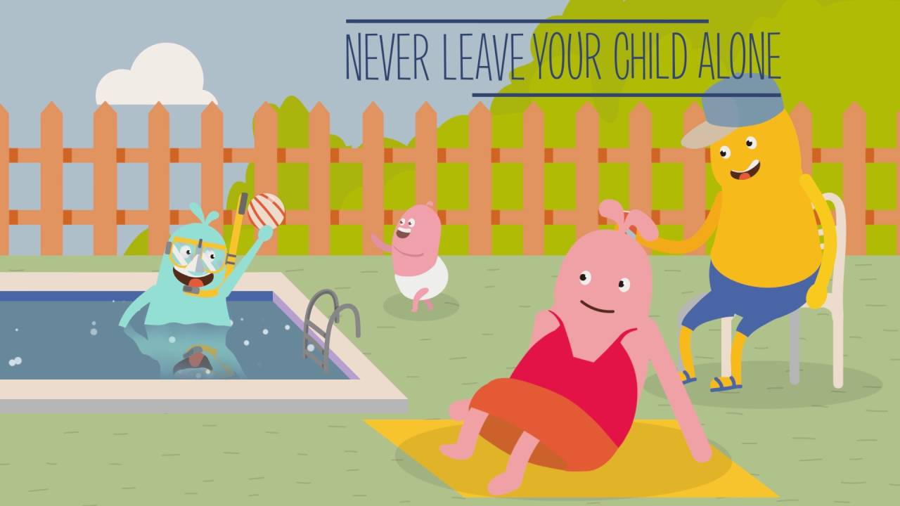 Water Safety for your Child - YouTube