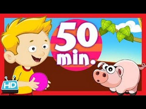 Johny Johny Yes Papa & Many More | Collection of Animated Rhymes for Children
