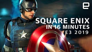 Download Square Enix at E3 2019 in 16 Minutes Mp3 and Videos