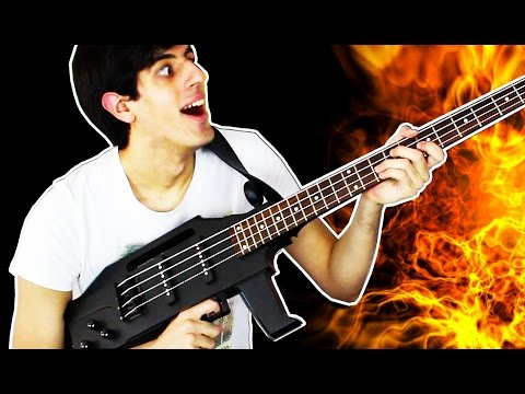 Download Youtube: Rage Against the MACHINE GUN BASS
