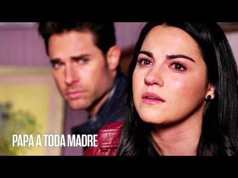 Papá a toda madre | Mauricio y Renée terminan su romance y se despiden