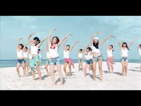 JKT48 dan Pocari Sweat - Heavy Rotation Full Version (2011)