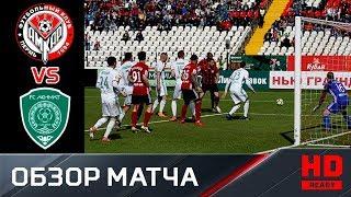 13.05.2018г. Амкар - Ахмат - 0:0. Обзор матча