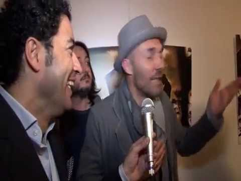 I comici di Zelig con Max Laudadio e Salvo Nugnes alla Milano Art Gallery