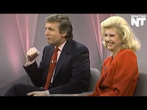 Donald Trump's Sexism Through the Decades