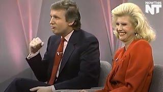 Donald Trump's Sexism Through the Decades | NowThis