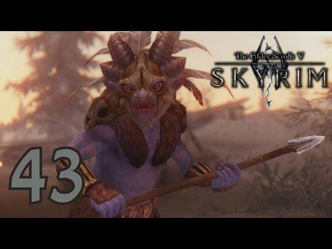 SKYRIM (#43) - BITWA Z RIEKLINGAMI - Gameplay / Zagrajmy w |
