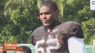 2014 Miami Hurricanes Pump Up | Inch by Inch