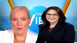 Meghan McCain REPLACED by Bari Weiss On The View as Meghan heads to MATERNITY Leave!