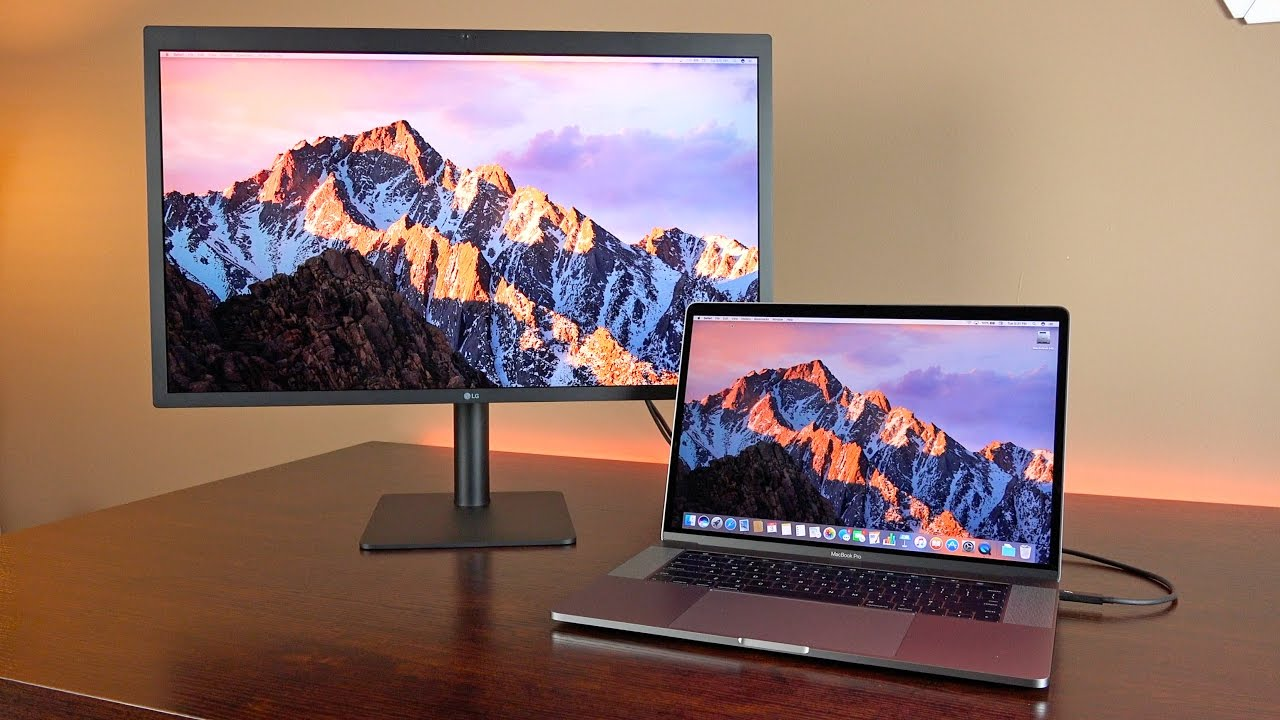 LG UltraFine 5K Display: Unboxing & Review
