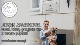 JOYINN APARTHOTEL Hotel, który przyjmie Cię z twoim pupilem :)