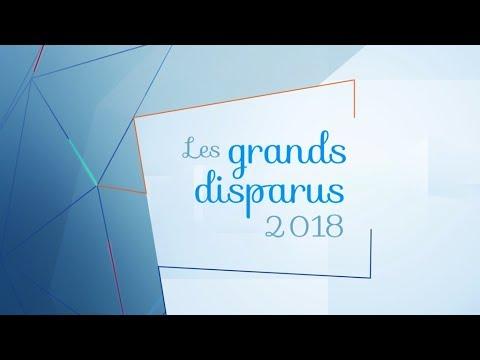Les Grands Disparus 2018