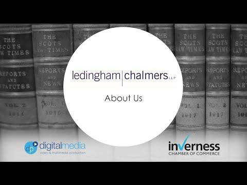 Ledingham Chalmers Part 1: About Us