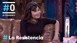 LA RESISTENCIA - Entrevista a Nadia de Santiago   #LaResistencia 06.05.2019