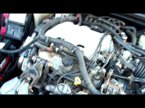 Chevy Impala - engine noise - YouTube