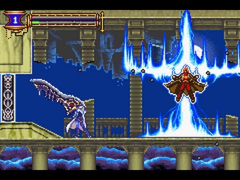 "[TAS] Castlevania - Aria of Sorrow ""100% souls"" by Kriole in 24:56"
