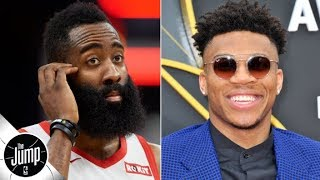 James Harden's MVP argument is a 'tired' take - Royce Young | The Jump