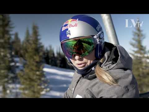10 Secrets in One Lift Ride | Lindsey Vonn TV | Chairlift Confessional