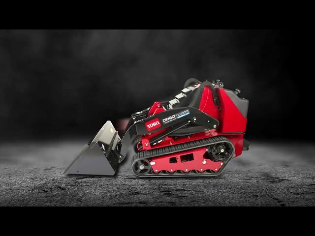 Toro dingo le plus puissant des portes outils compacts