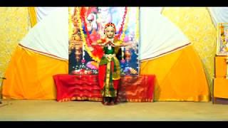 Anusree | Bharatanatyam Dance | Best Performance | LIVE performance at Elanjikkal Devi Temple