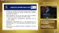 Inmunosupresión - Dr. Luis García Covarrubias 2014/03/11