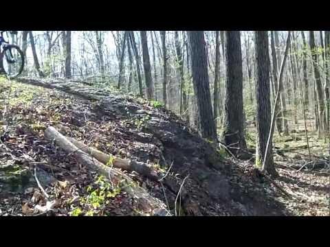 Miller's Pond Mountain Bike - Durham, Connecticut