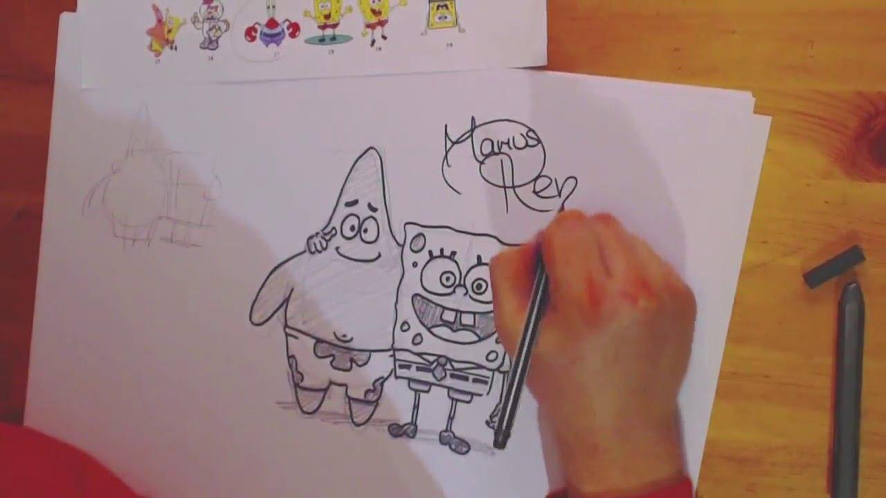 Großzügig Baby Spongebob Und Patrick Malvorlagen Fotos ...