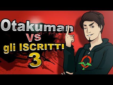 [LIVE🔴] Super Smash Bros Ultimate - Otakuman VS gli Iscritti 3 thumbnail