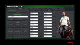 GTA 5 - ADDIKTED RTM RPC MOD TOOL 1 26 / 1.27 ︻╦╤─☆WEAPON EDITS☆︻╦╤─  + Info DL Links