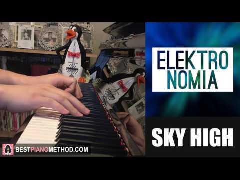 Elektronomia - Sky High (Piano Cover by Amosdoll)