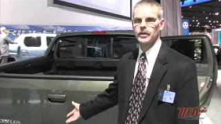 2006 Honda Ridgeline introduction  (pt 1 of 4)