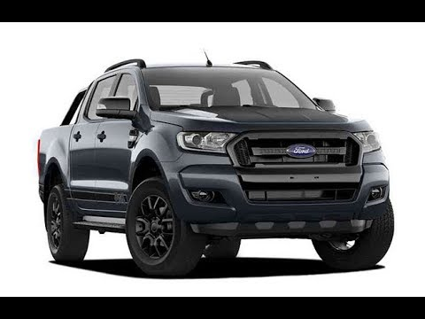 Ford Ranger Fx4 2017 Review Now Special Edition