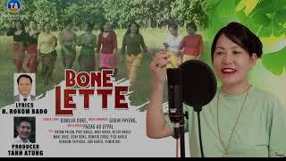 Bone Lette||New Galo song|| Bomluk Doke