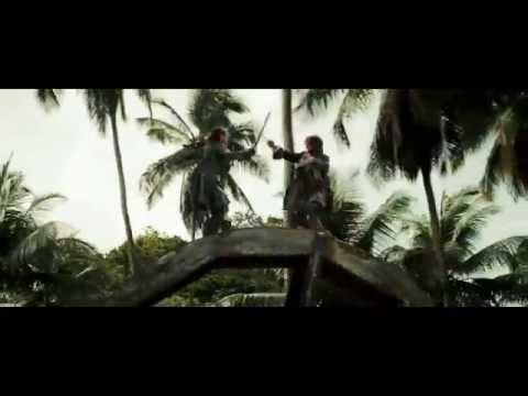 Pirates of the Caribbean: Isla Cruces Wheel Fight (Full).