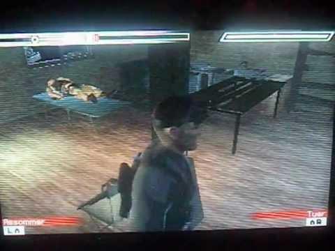 Splinter Cell 3D (3DS) walkthrough part 1 (Fr)
