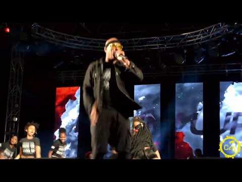 Shal Marshall Performing 'Bun Up' At 2020 ISM Semis