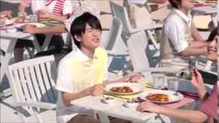 ハウス食品   CM  バーモントカレー「ビーチハウス」Hey! Say!JUMP