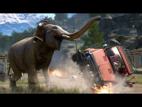 Far Cry 4 — характеристики и описание игры Far Cry 4, дата