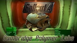 Fallout 4 Guide: Cambridge Polymer Labs