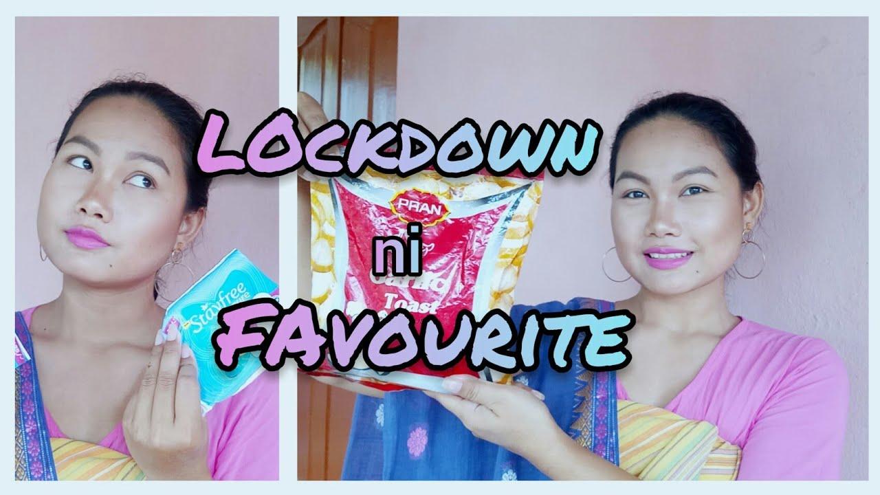 LOCKDOWN FAVOURITES 2020/ Pad, Skincare, Snacks etc // Mousumi
