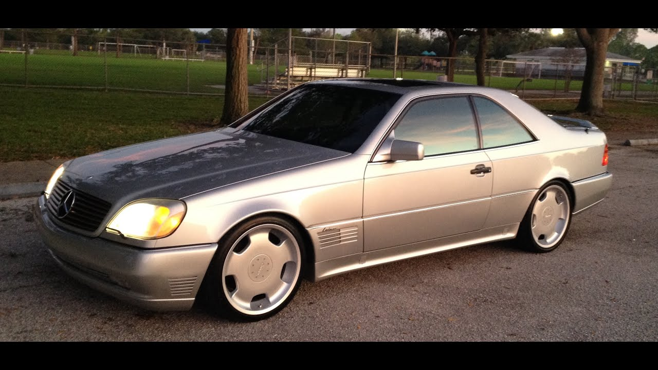 Mercedes benz lorinser c140 w140 coupe mercedes s500 s600 for Mercedes benz s600 coupe