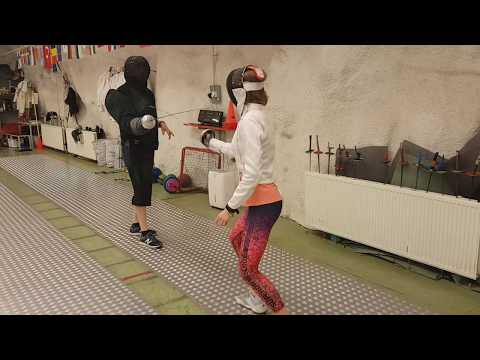 Epee lesson part