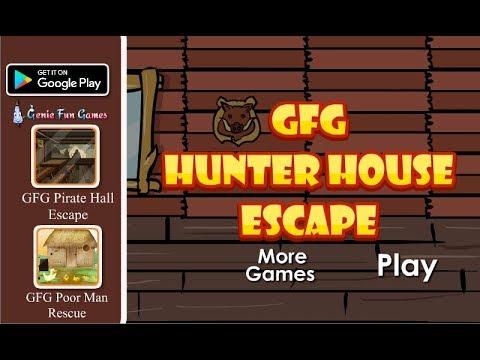 GFG Hunter House Escape