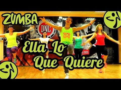 Zumba Fitness - DKB - Ella Lo Que Quiere #ZUMBA #ZUMBAFITNESS