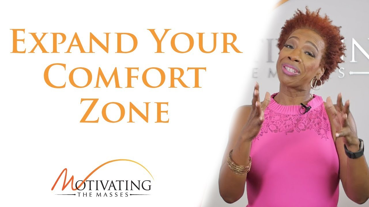 Lisa Nichols - Expand Your Comfort Zone