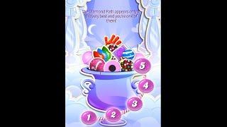 Candy Crush Saga Diamond Path Level 5 April 2017