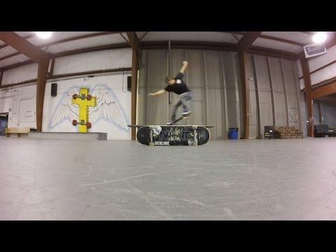 GoPro: Joe Delossantos - Englewood, Colorado, 6.29.15 - Skate