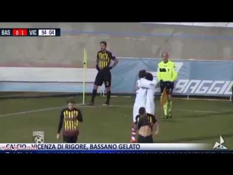 Bassano Virtus - Vicenza 0 - 1   (09/12/2017)